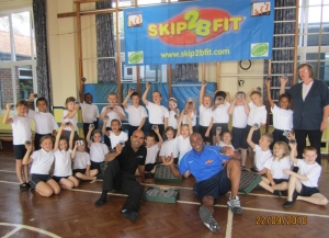 Great Feedback for Skip2bfit from Youth Sport Trust Primary Advocate Headteacher