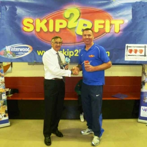 Gerald Howarth MP visits Skip2bfit