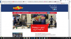 New Skip2Bfit Website Launched