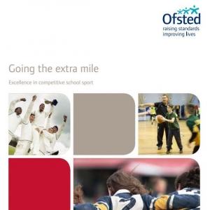 Ofsteds latest recommendations on School Sport