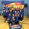 Thanet Primary School's Skip2Bfit skipping Challenge Event 2014