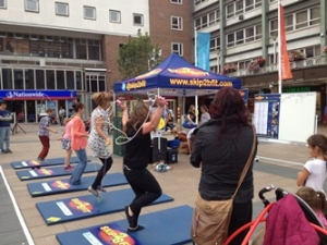 Skip2bfit at Godiva Awakes in Coventry