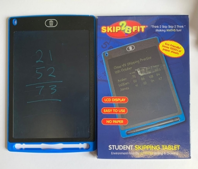 Skip2Bfit LCD Writing Tablet