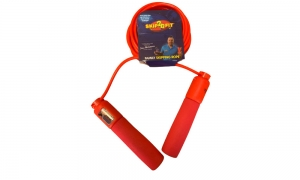 Skip2Bfit New Professional Rope Red